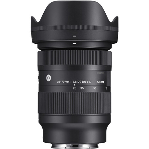 Sigma 28-70mm f/2.8 DG DN Contemporary Lens for Sony E-Mount
