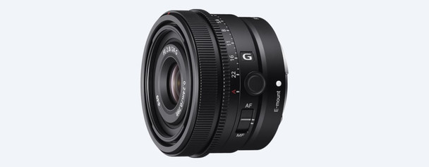 Sony Alpha 24mm F2.8 G FE Mount FF Lens SEL24F28G