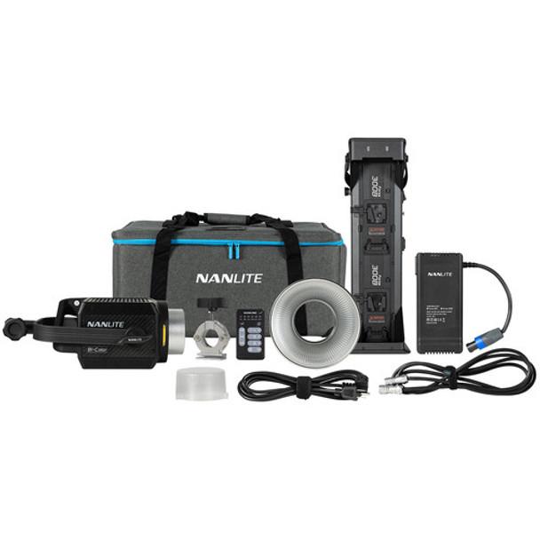 Nanlite Forza 300B 300W Bicolour LED Spot Light