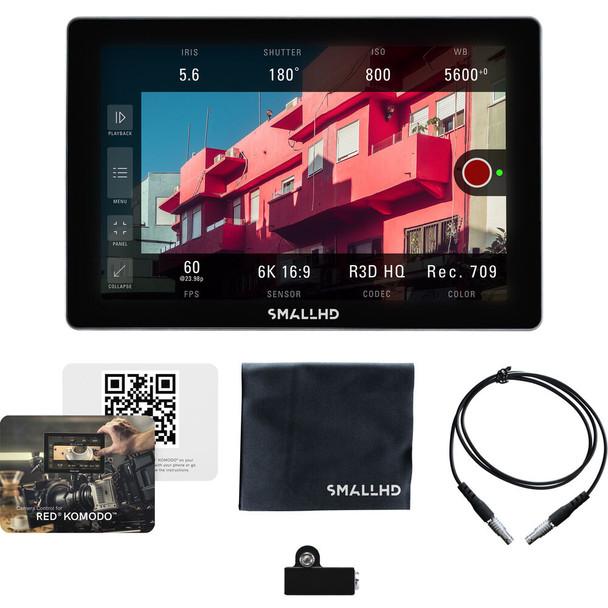 SmallHD Cine 7 Red Komodo Kit
