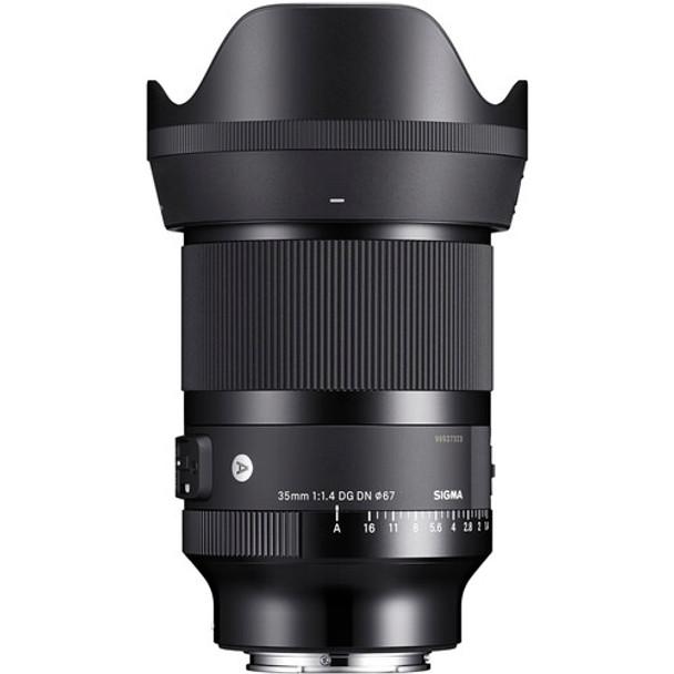 Pre-Order Sigma 35mm f1.4 DG DN Art Lens for Sony E Mount