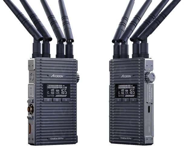 Accsoon CineEye 2S Pro Wireless Video System