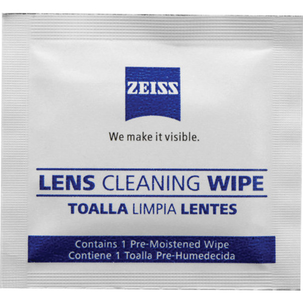 ZEISS Lens Wipes (50-Pack)