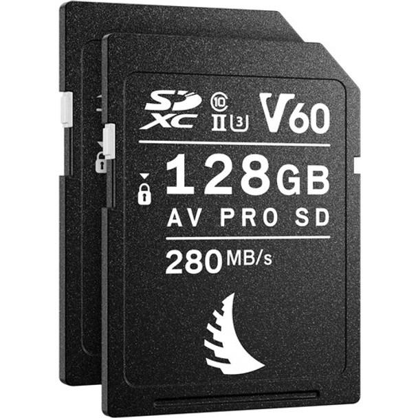 Angelbird Match Pack for Nikon Z5 128 GB V60   2 PACK
