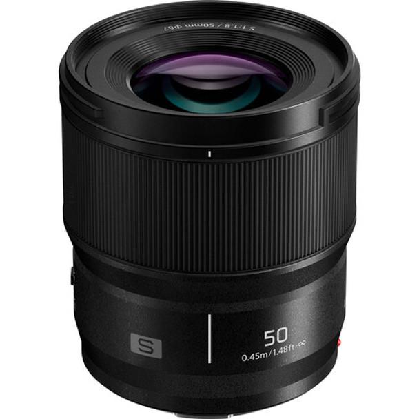 Panasonic LUMIX S 50mm F1.8 Lens