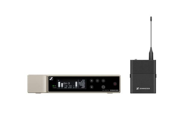 Sennheiser EW-D SK Bodypack Transmitter Base Set (R1-6: 520 - 576 MHz)