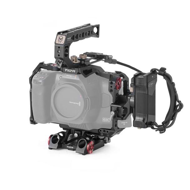 Tilta Advanced Kit for Blackmagic Design Pocket Cinema Camera 6K Pro (Black)