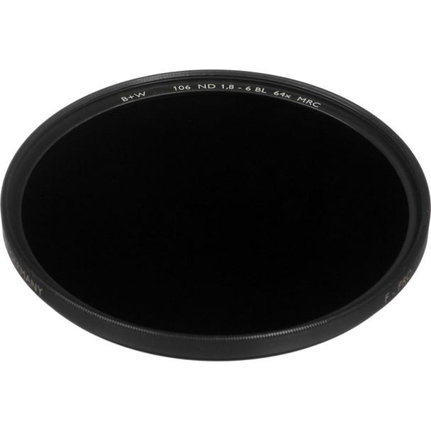 B+W XS-PRO 106 ND filter 1.8 MRC 62