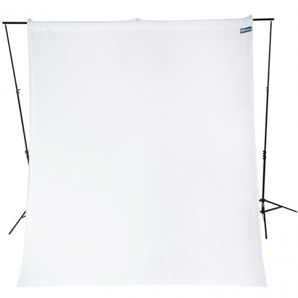 Westcott 9' x 10' White Backdrop (wrinkle resistant) (2.7 x 3 m)