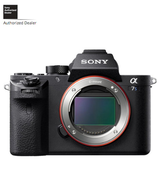 Sony Alpha a7S II Mirrorless Camera