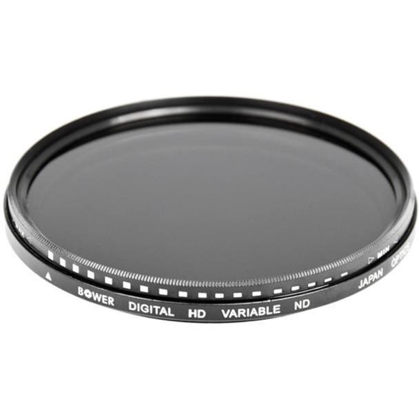 Bower 95mm Variable Neutral Density Filter