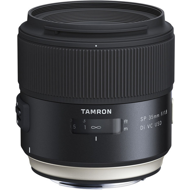 Tamron SP 35mm f/1.8 Di VC USD for Canon