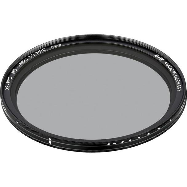 B+W MRC NANO ND-VARIO Filter 77mm