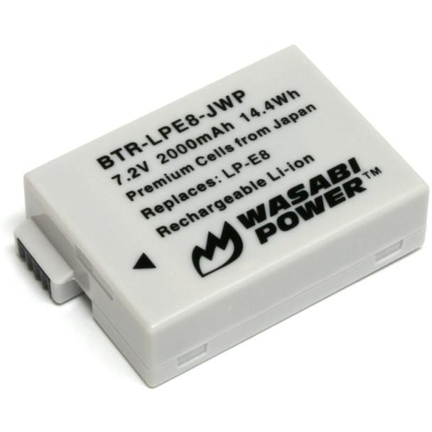 Wasabi Power Battery - Canon LP-E8