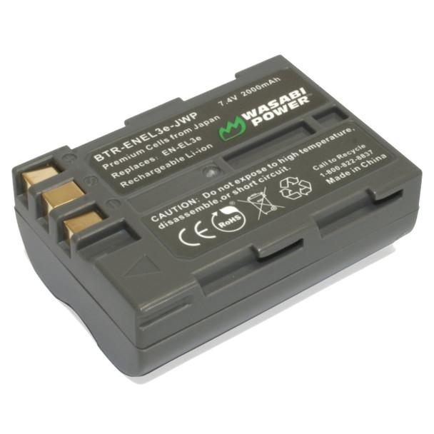 Wasabi Power Battery - Nikon EN-EL3e
