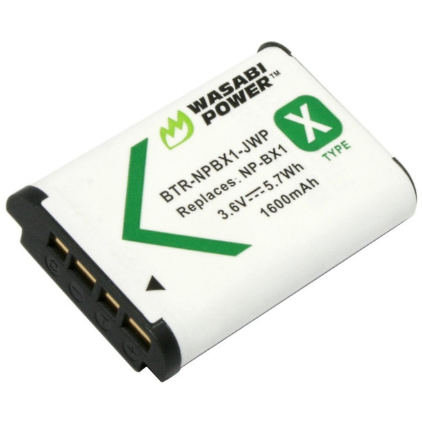 Wasabi Power Battery - Sony NP-BX1