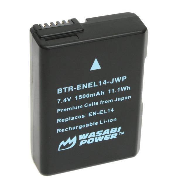 Wasabi Power Battery - Nikon EN-EL14