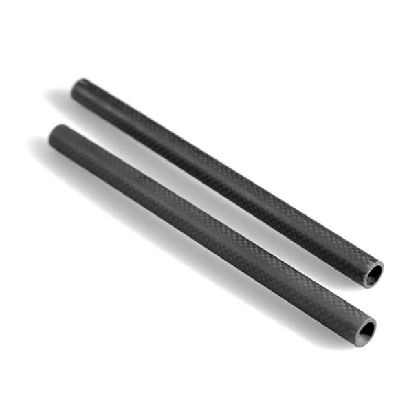 SmallRig 15mm Carbon Fiber Rod 22.5cm (2pcs) 1690