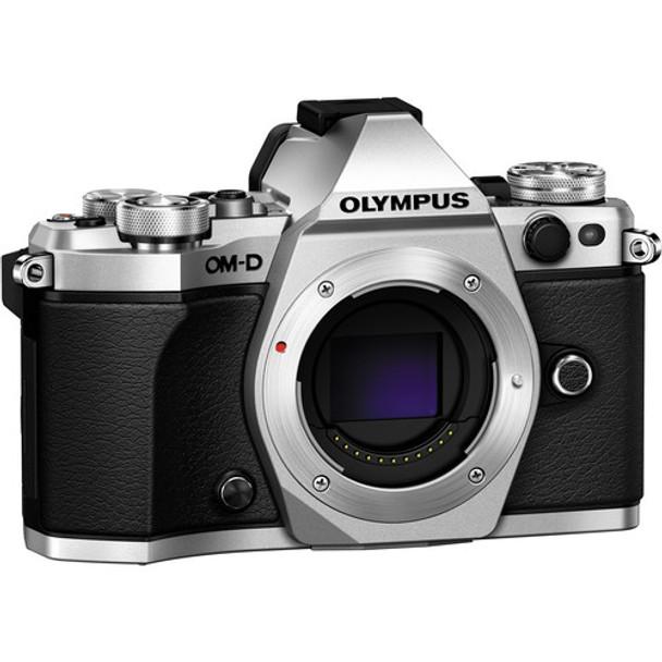 Olympus OM-D E-M5 Mark II Body Only - Silver