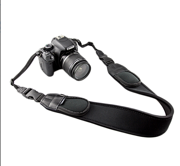 JJC NS-Q2 Camera Strap with Pouch