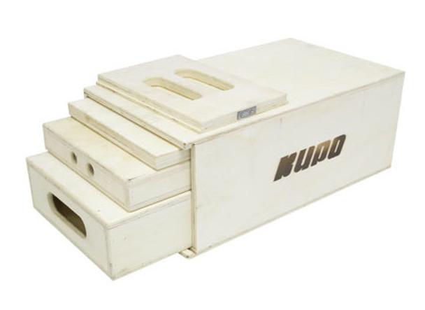 Kupo KAB-41K 4 in 1 Nesting Apple Box Set