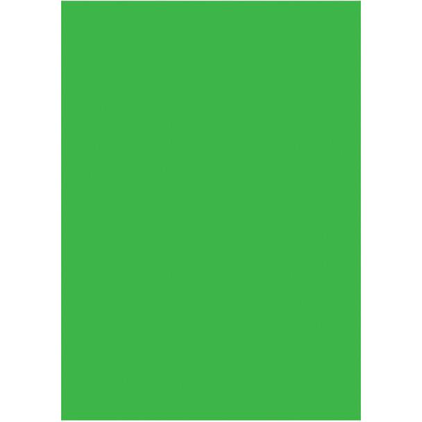 Westcott 5' x 7' Green X-Drop Backdrop (1.5 x 2.1 m)