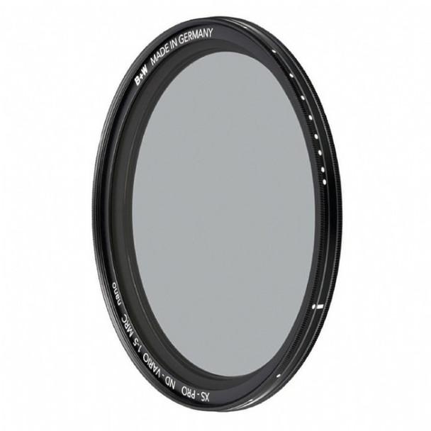 B+W MRC NANO ND-VARIO Filter 82mm