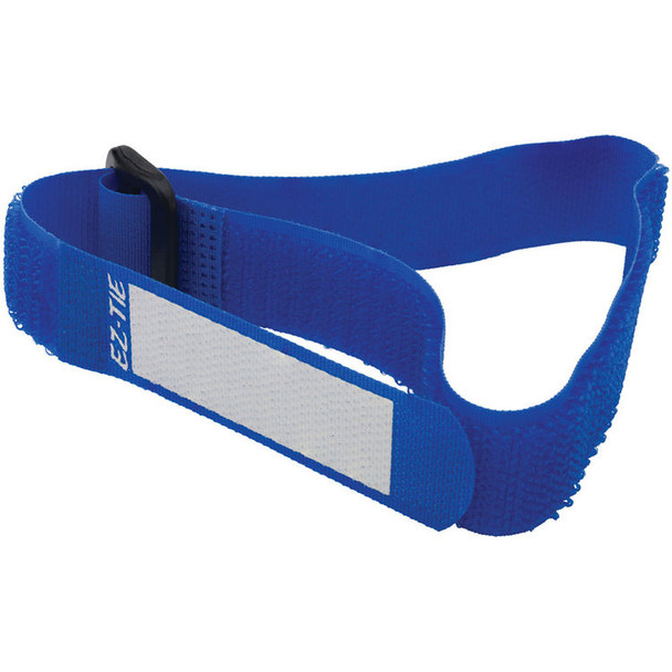 Kupo EZ-TIE Deluxe Cable Ties, 2 x 41 cm - 10 Pack, Blue