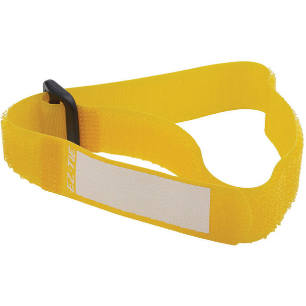 Kupo EZ-TIE Deluxe Cable Ties, 2 x 41 cm - 10 Pack, Yellow