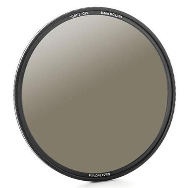 Sirui S-Pro Nano MC CPL Filter 77mm - Aluminium