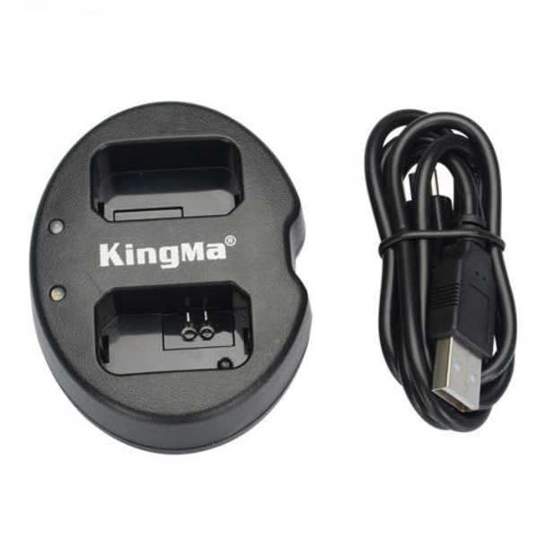Kingma LP-E10 USB Double Battery Charger