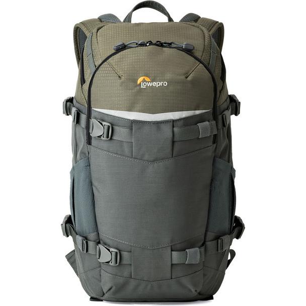 Lowepro Flipside Trek Backpack BP 250 AW (Gray/Dark Green)