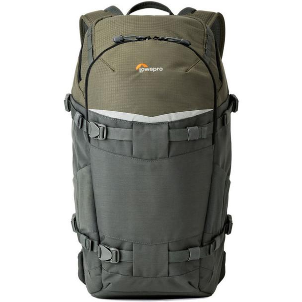 Lowepro Flipside Trek Backpack BP 350 AW (Gray/Dark Green)