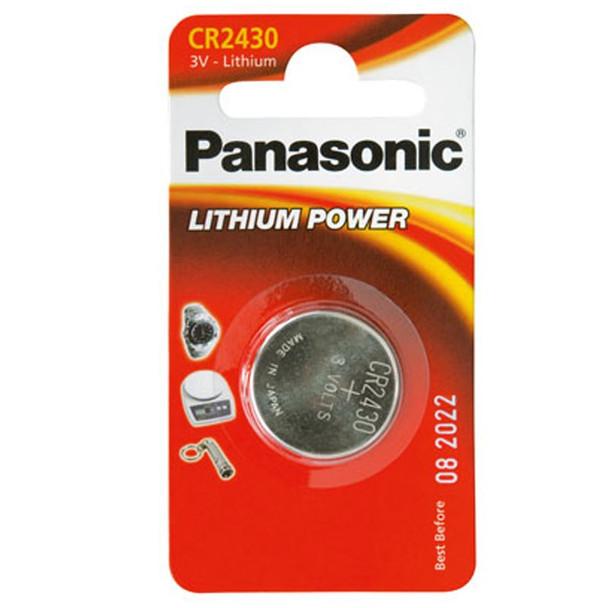 5-Pack Sony CR2430 Lithium Battery 3v