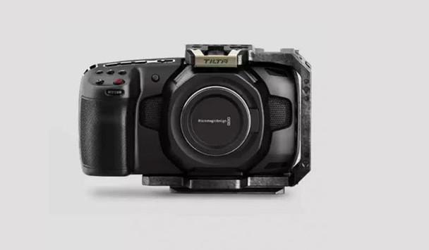 TILTA Half Cage for Blackmagic Pocket Cinema Camera 4K / 6K