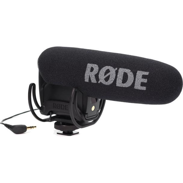 Rode VideoMic Pro with Rycote