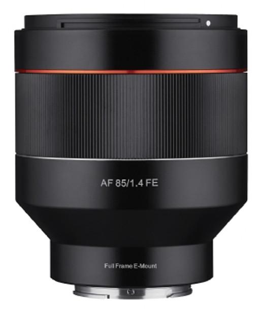 Samyang AF 85mm f1.4 for Sony FE mount