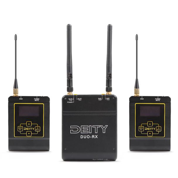 Deity Connect - 2.4Ghz Wireless Microphone System