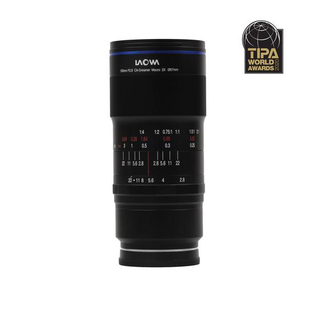 Laowa 100mm f/2.8 2:1 Ultra Macro APO Lens - Sony