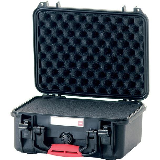 HPRC 2300F HPRC Hard Case with Cubed Foam Interior (Black)