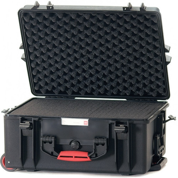 HPRC 2600W Wheeled Hard Case with Cubed Foam