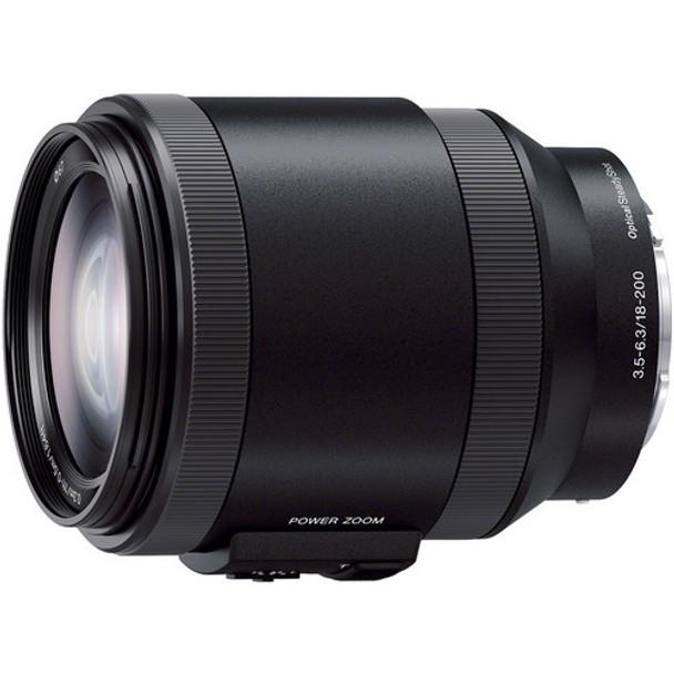 Sony Alpha SELP18200 PZ 18-200mm F3.5-6.3 OSS E Mount Lens