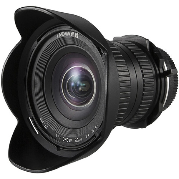 Laowa 15mm f/4 Wide Angle Macro lens for Pentax