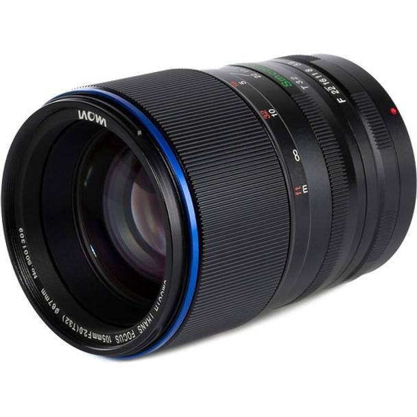 Laowa 105mm f/2 STF Lens - Nikon F