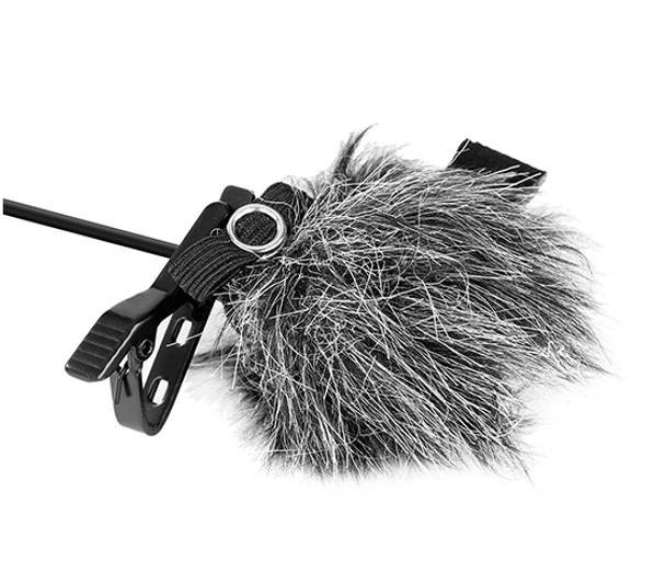 BOYA BY-B05 Fur Windscreen for Lavalier Mic (3pcs)