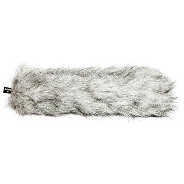 RODE DEAD WOMBAT ARTIFICAL FUR MICROPHONE WINDSHIELD FOR BLIMP