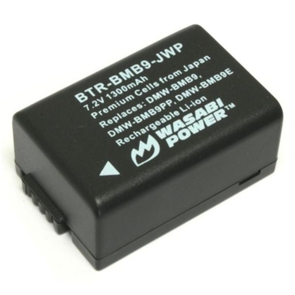 Wasabi Power DMW-BMB9 Battery