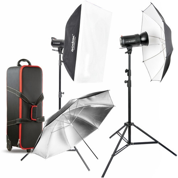 Godox SK300II-E SKII studio Flash Kit