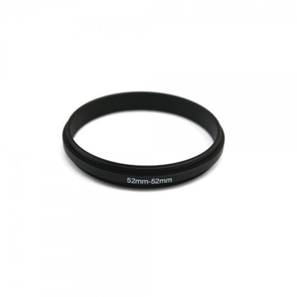 52-52 male male adapter ring