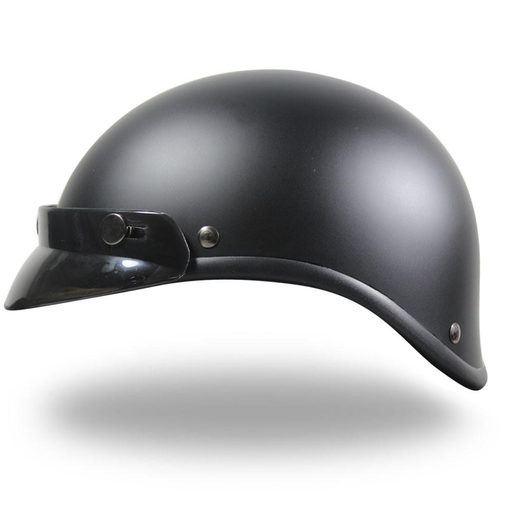 Flat Black - Gladiator Style Novelty Headwear with Visor - Novelty ... 9976f0b633f7